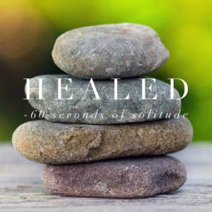 healed meditation