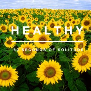 healthy meditation