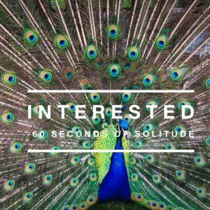 interested meditation