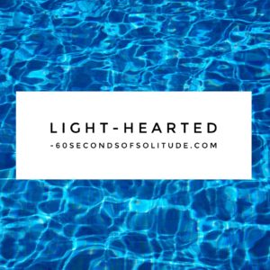 0210: LIGHT-HEARTED MEDITATION